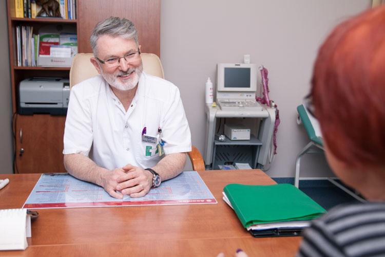 przyjecie pacjenta - DLA LEKARZA