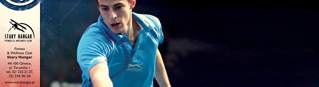 V mistrzostwa lekarzy 2016 - V mistrzostwa Polski lekarzy w squashu
