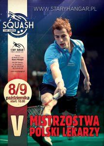 mistrzostwa lekarzy 2016 214x300 - V mistrzostwa Polski lekarzy w squashu