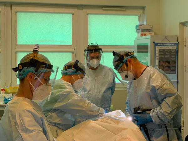 kadra anestezjologiczna - Gastroenterologia